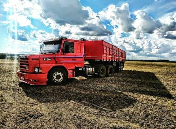 Scania 113/360 Ano 1997