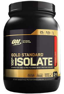Gold Standard 100% Isolate Pote - 744g