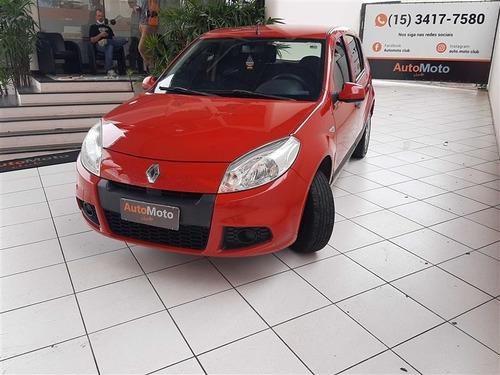 Renault Sandero 1.0 Expression 16v Flex 4p Manual 2011/2012