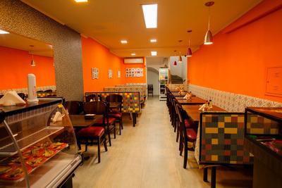 Passo Ponto, Restaurante No Centro Comercial De Alphaville