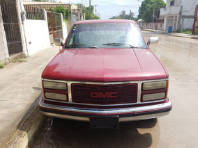 Camioneta Gmc Sierra 1992