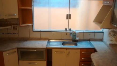 Sobrado Para Venda Em São Paulo, Parque São Rafael, 2 Dormitórios, 1 Banheiro, 2 Vagas - Lpem06_2-1137209