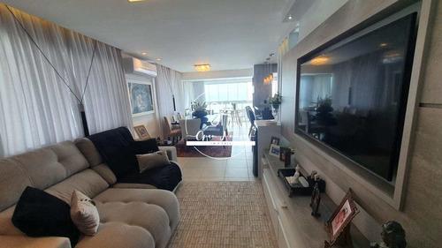 Imagem 1 de 18 de Apartamento Com 4 Dorms, Itacolomi, Balneário Piçarras - R$ 1.65 Mi, Cod: 124 - V124