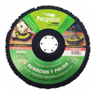 Chaupint Disco Pulir 178 180mm Amoladora C178eg Pegaso