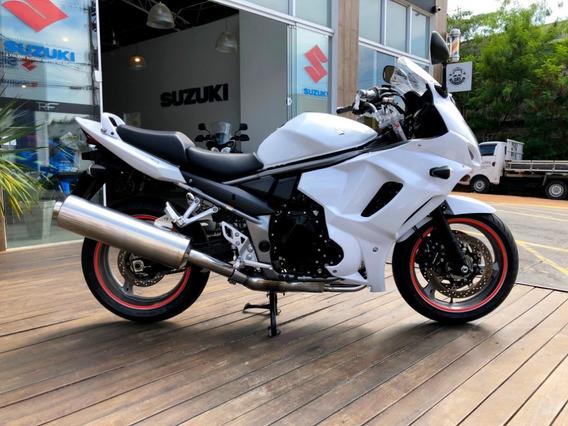 Suzuki Gsx-1250fa 2015/2016 Branca