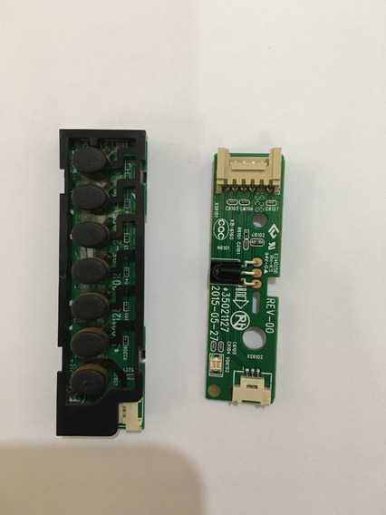 Placa Sensor Tv Semp Toshina 40l2500 35021127 Original