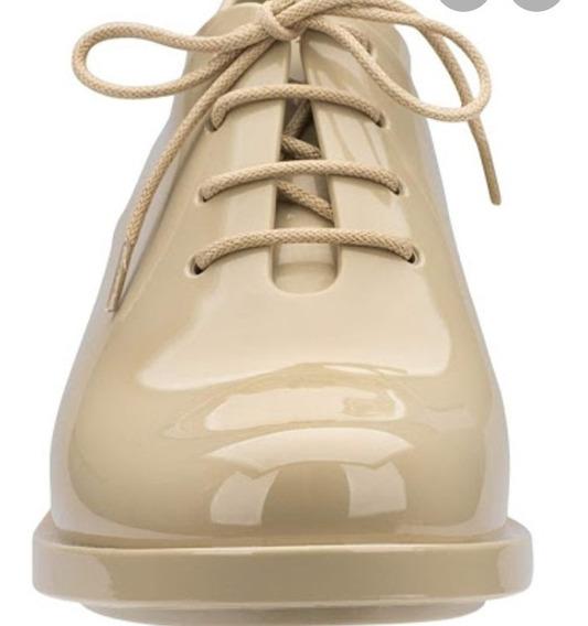 Zapato Mini Melissa DubrovkaTalla 3 Mex