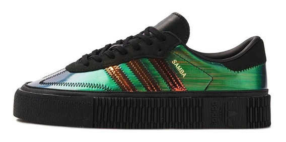 Tênis adidas Originals Sambarose Core Black
