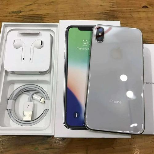 Imagen 1 de 1 de Apple iPhone X 256 Gb Gris Espacial (desbloqueado) Nuevo Bar