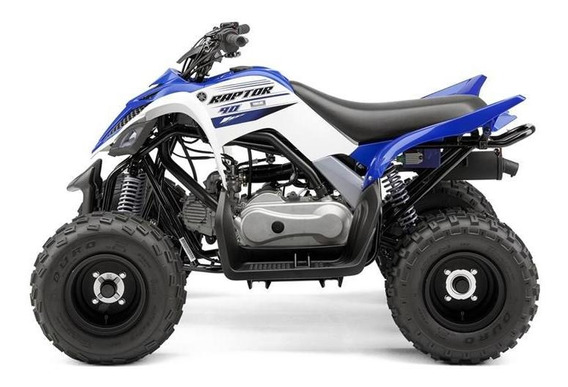 Yamaha Raptor 90cc 2016 Usado Guarderia Block