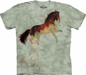 Playera 4d - Unisex 10-4296 Forest Stallion
