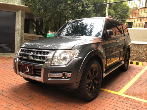 New Montero Mitsubishi 2015