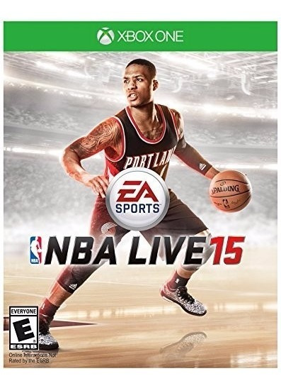 Nba Live 15 - Xbox One - Pronta Entrega!