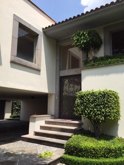Residencia Premium En Venta Jardines Del Pedregal