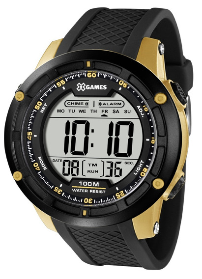 Relógio Masculino X Games Esportivo Xmppd423bxpx