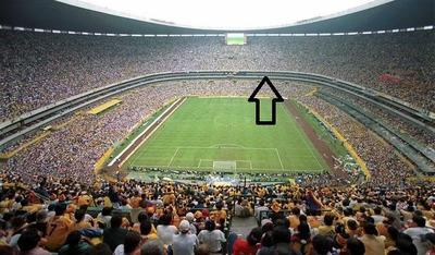 Rento Palco En El Estadio Azteca