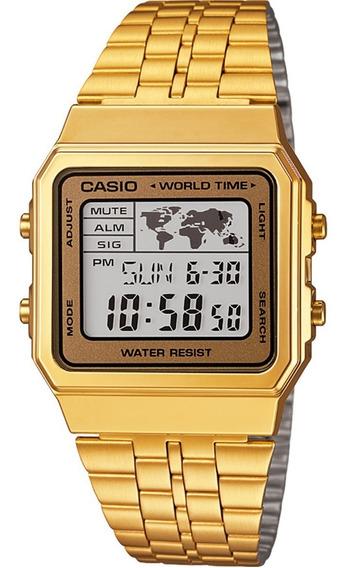 Relógio Casio Vintage A500wga-9df