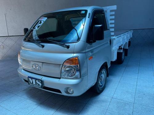 Hyundai Hr 2.5 Ano 2011 / 2012 Carroceria De Madeira
