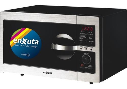 Microondas Digital C/grill Combinado 23 Lts. Enxuta