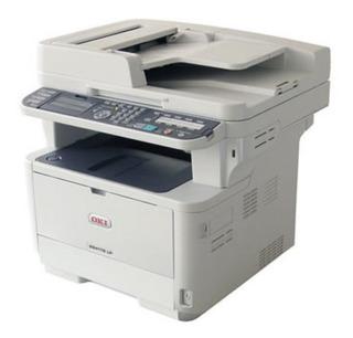 Impresora Fotocopiadora Láser Multifunción Oki Es4172
