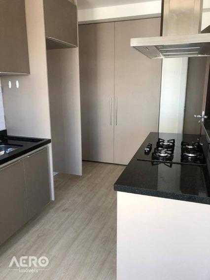 Apartamento Com 2 Dormitórios Para Alugar, 60 M² Por R$ 1.850,00/mês - Jardim Infante Dom Henrique - Bauru/sp - Ap1765