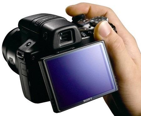 Câmera Semi Profissional Sony Dsc-hx1