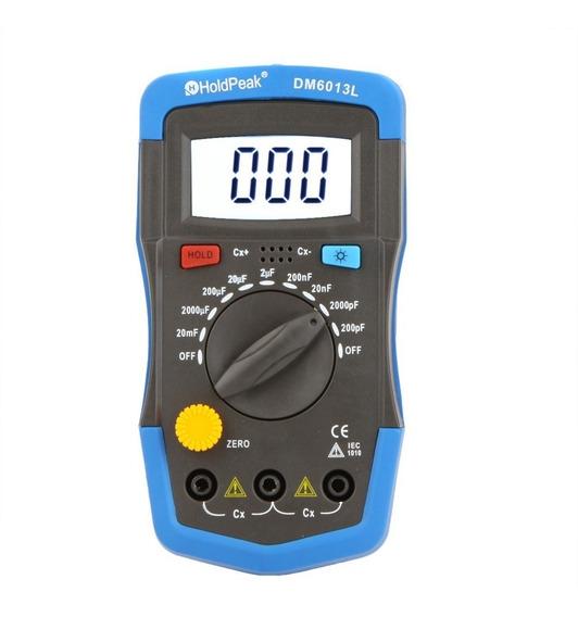 Capacímetro Digital Dm6013l Holdpeak