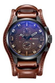 Relógio Bracelete Masculino Curren 8225 Barato Frete Grátis