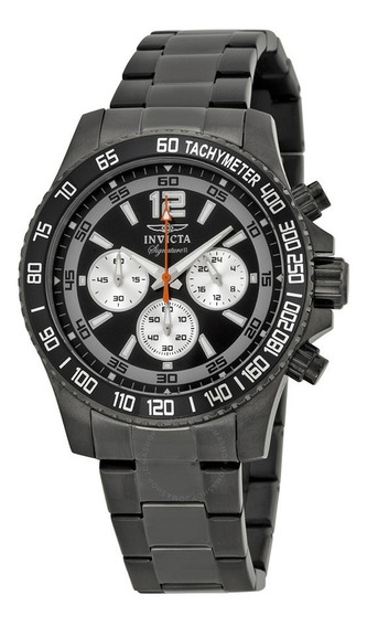 Reloj Invicta Hombre Banado Oro 18k Nuevo 100% Original
