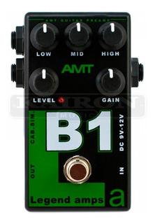 Pedal Legend Amps Amt B1 Bg Sharp Emulates Bogner Cuotas