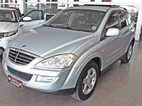 Ssangyong Kyron Xdi 200ky 4x4 2.0 Turbo Intercooler 16v