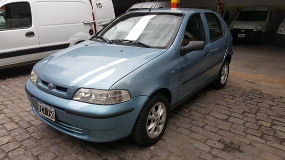 Fiat Palio Fire Top 5 P 1.3 2005 Celeste Permuto Financio