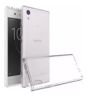 2 Capas Sony Xperia Xa1 Ultra G3226 +2 Películas Gel