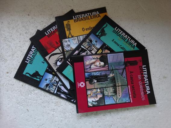 Literatura Brasileira Em Quadrinhos! Vários! R$ 25,00 Cada