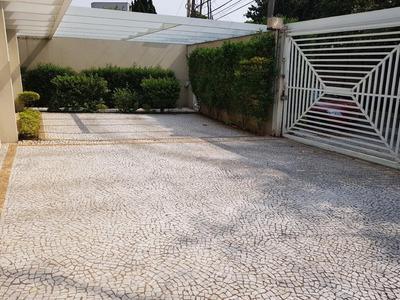 Casa Em Pacaembu, São Paulo/sp De 600m² 4 Quartos À Venda Por R$ 4.000.000,00 - Ca239374
