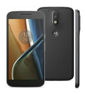 Smartphone Motorola Moto G4 Xt1626 Tv Dual Preto - Vitrine