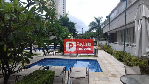 Apartamento Com 3 Dormitórios À Venda, 135 M² Por R$ 1.800.000,00 - Granja Julieta - São Paulo/sp - Ap30119