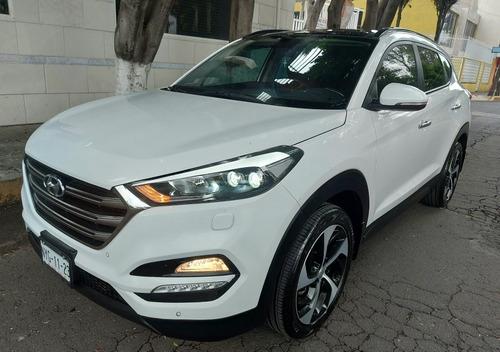 Imagen 1 de 15 de Hyundai Tucson 2018 2.0 Limited Tech At