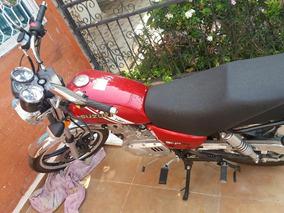Suzuki Gn 125 Roja