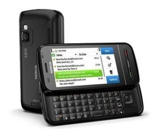 Serie De Nokia C6 C6-00 - Negro (desbloqueado) Smartphone Qw