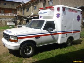 Ambulancias Otros F 150