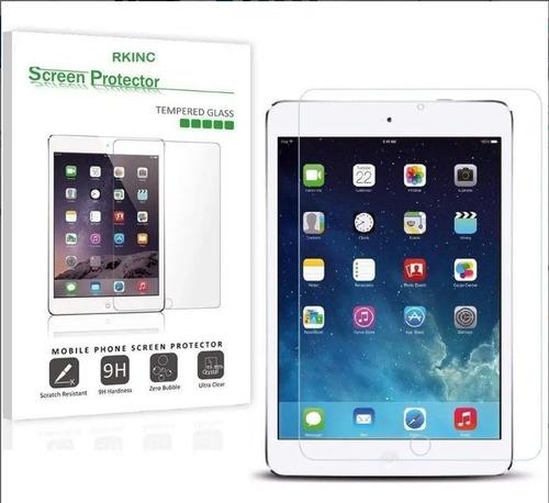 Protector Pantalla iPad 5 Air Air 2 Pro Vidrio Templado