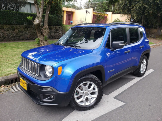 Jeep Renegade Sport Plus Tp 1.8 4x2 Fe 6ab