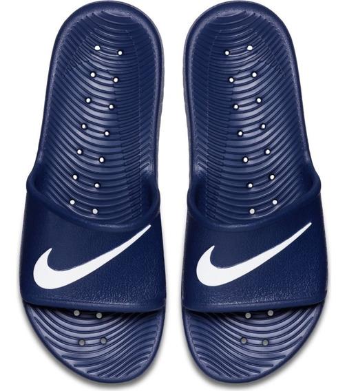 Chinelo Sandália Nike Kawa Shower 832528-400 Marinho