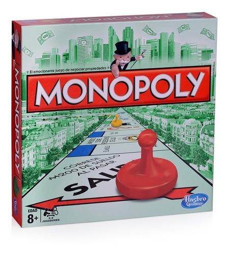 Monopoly Modular Original Hasbro - Juego De Mesa