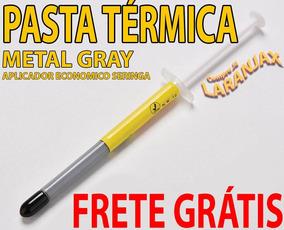 Frete Grátis - Lote 2 Pasta Térmica Vga Cpu Cooler Chip Ci