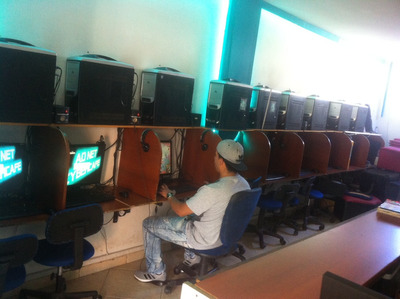 Sala De Internet Medellin - Antioquia Negocio Acreditado