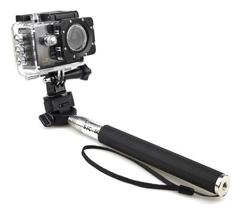 Imagen 1 de 9 de Sjcam Selfie Stick Extendible Monopod Nuevo Gopro