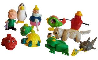 Miniatura Muñequito Huevo Kinder Varios Modelos