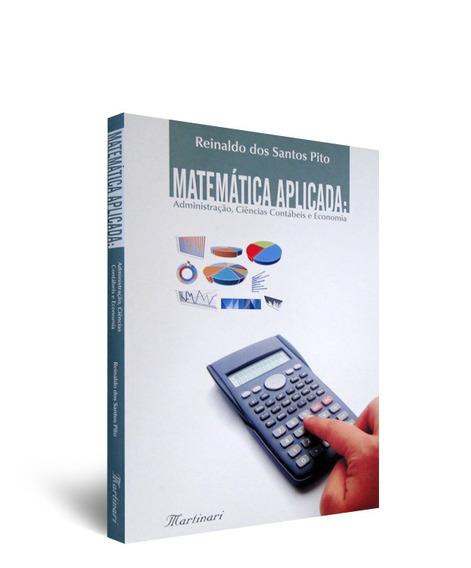 Livro Matematica Aplicada Reinaldo Pito